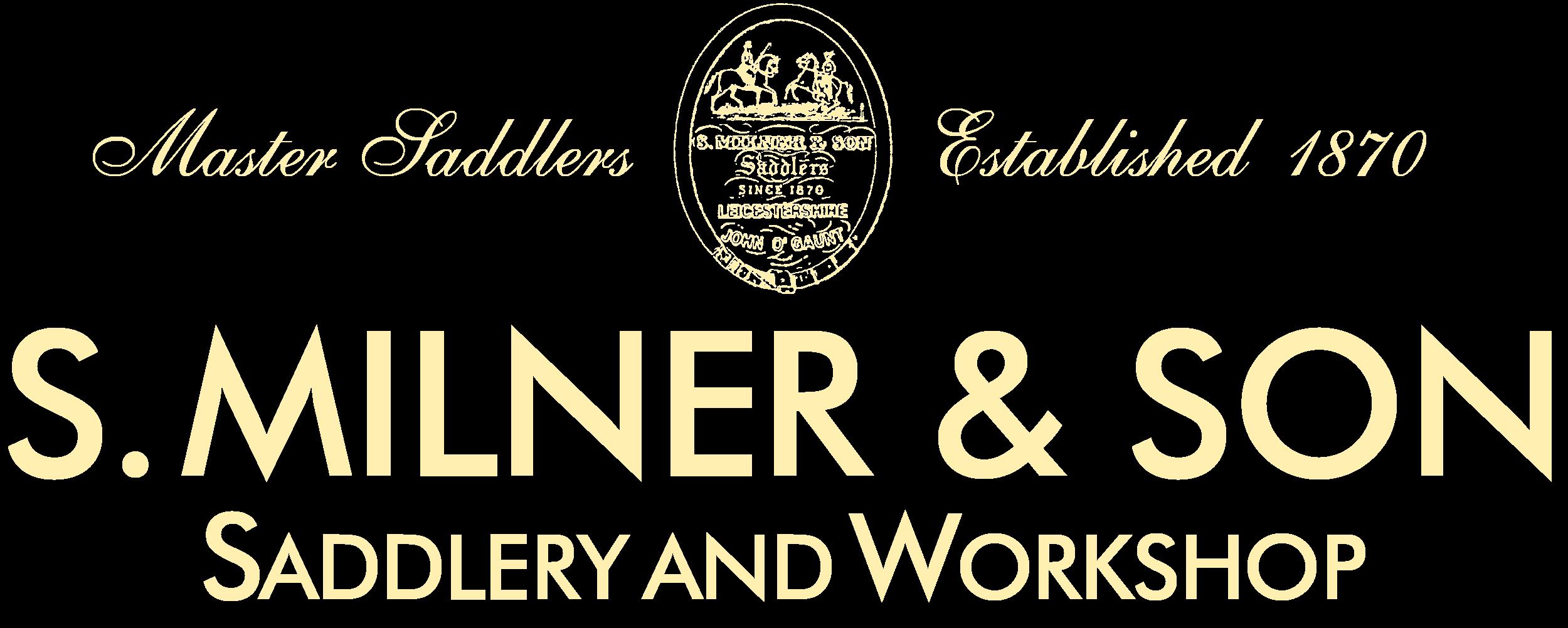 S. Milner & Son Saddlers Logo